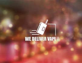 nº 33 pour We Deliver Vape par DesignFire
