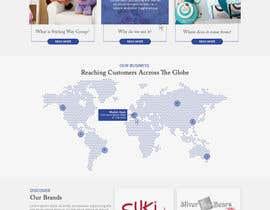 nº 36 pour home page design par Batto14