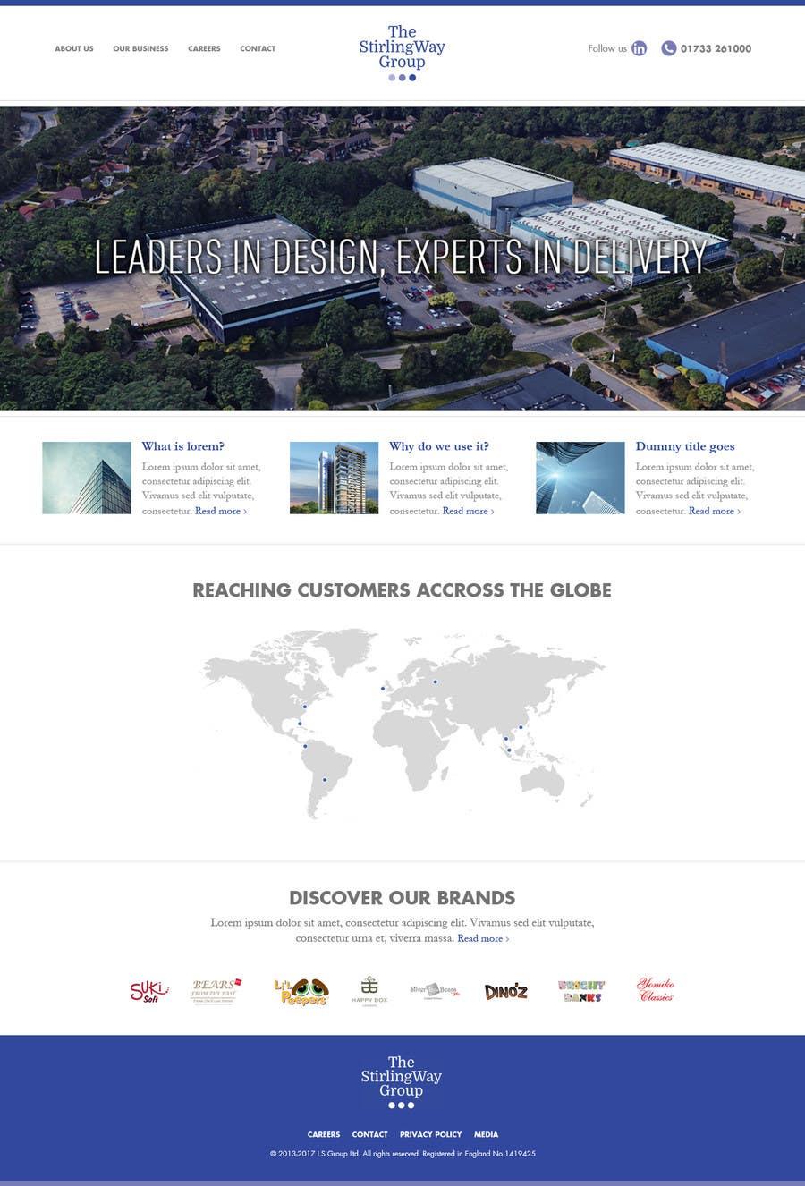 Proposition n°6 du concours home page design