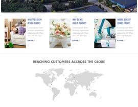 nº 9 pour home page design par Poornah