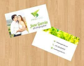 nº 19 pour Design a great Business Card for ImageStudio par amooredesign