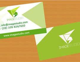 nº 11 pour Design a great Business Card for ImageStudio par isharmie