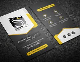 nº 98 pour Design some Business Cards par Pixelgallery