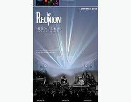 nº 23 pour Music Tour Poster Template par mustasim
