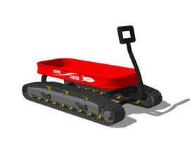 nº 1 pour 3D model from trolley with track par juandaniel18