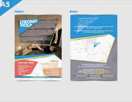 nº 73 pour Design a Flyer 2 par stepablo