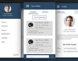 nº 10 pour Design App Mockups par Ipauscream