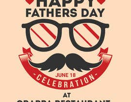 nº 10 pour Father's day at Grappa par VectorSign