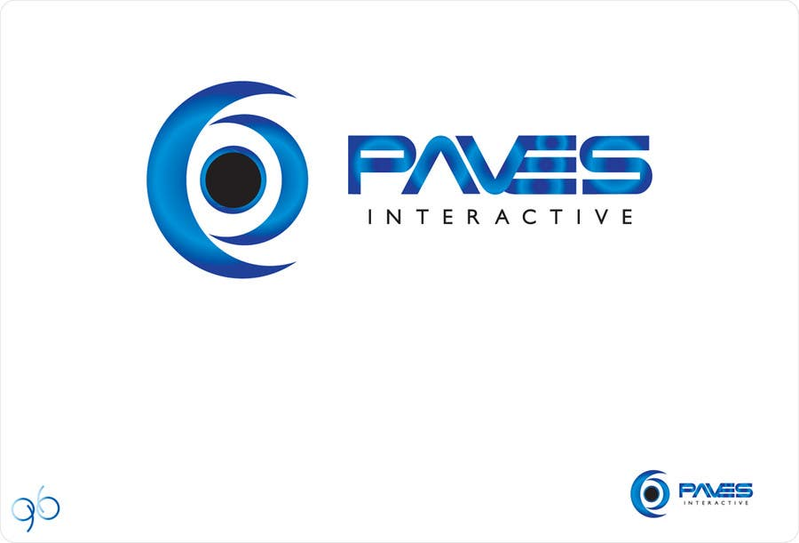 #335 for Logo Design for Paves Interactive by globalbangladesh