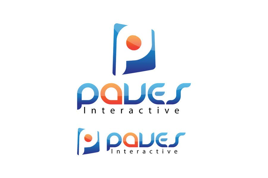 #353 for Logo Design for Paves Interactive by logoustaad