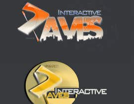 nº 97 pour Logo Design for Paves Interactive par insanenight
