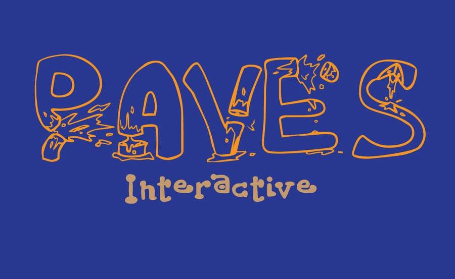 Kilpailutyö #88 kilpailussa Logo Design for Paves Interactive