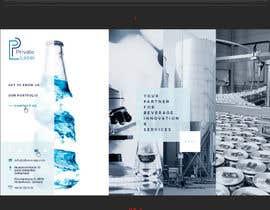 nº 8 pour Creative Website Mockup par hlo60