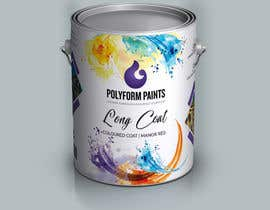 nº 13 pour Paint can label design par anaputka