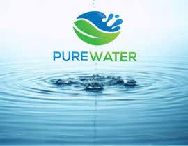 nº 31 pour Design a logo for a water purification company called Pure Water par hriday10