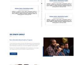 #44 for Design a Website Mockup by rknakum07