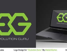 nº 7 pour Logo and fevicon for Evolution Guru par AlwishKDesigner