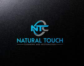 nº 67 pour Natural Touch Cleaning and Restoration LOGO par dawntodask