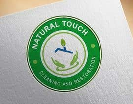 nº 128 pour Natural Touch Cleaning and Restoration LOGO par ygmarius