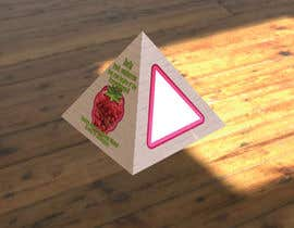 nº 2 pour Pyramid packaging - print design par HazwanRahim