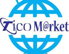 nº 40 pour Design a Logo for The Tico Market par Soad7626