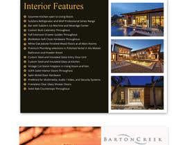 nº 26 pour Design a Luxury Home Brochure par mastasoftware