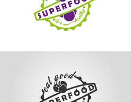 nº 34 pour Logo for a superfood store par skaiger444