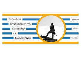 #25 for Logo for Marathon in South of Chile by Haebaragi