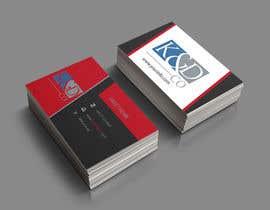 nº 852 pour Design some Business Cards par momotamumu11
