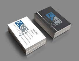 nº 853 pour Design some Business Cards par momotamumu11