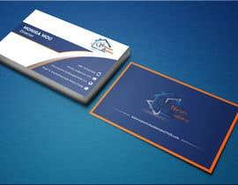 nº 860 pour Design some Business Cards par monira405