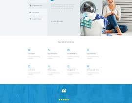 nº 2 pour Website design par ByteZappers