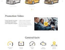nº 12 pour Website design par imohchard
