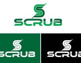 nº 18 pour Scrub logo par Alamin017sheikh