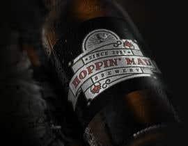 nº 133 pour Logo for Boutique Beer Brewing Company par marcusodolescu