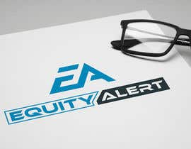 nº 197 pour Design a Logo called EquityAlert par Taushif96