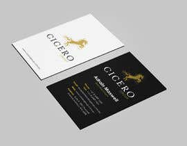 nº 349 pour Design some Business Cards par Asifbd0110