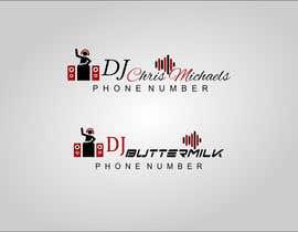 nº 8 pour Design Mobile DJ Logos par charlesnoel