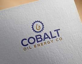 nº 193 pour DesCobalt Oil Energy Coign a Logo par angrybirds527