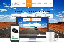 nº 8 pour Design a Website and Mobile App Mockup par frontrrr