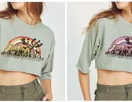 nº 135 pour Design a T-Shirt par AjitaSinha