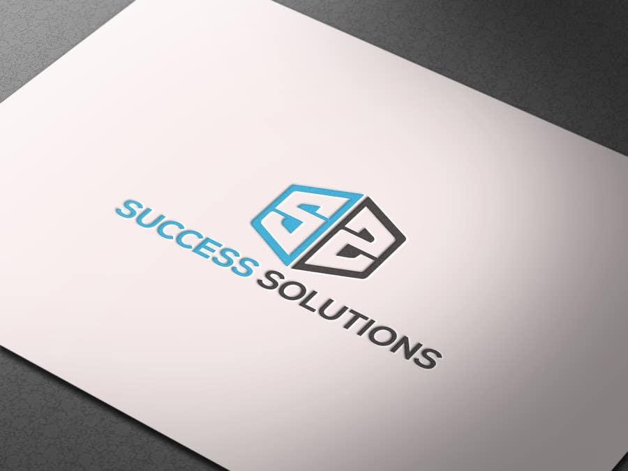 Proposition n°50 du concours Success Solutions logo and Success Solutions Academy logo