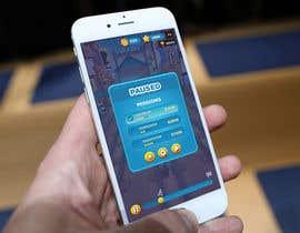 nº 8 pour Design UI for 1 Mobile Game Screen (Simple) par sudpixel