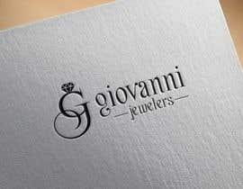 nº 484 pour Design a Logo Giovanni Jewelers par oosmanfarook