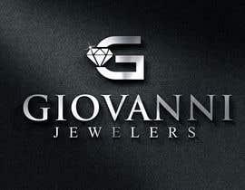 nº 251 pour Design a Logo Giovanni Jewelers par NeriDesign