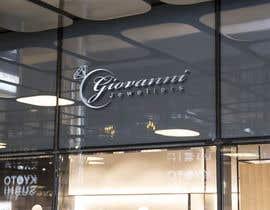 nº 283 pour Design a Logo Giovanni Jewelers par TajrinUS