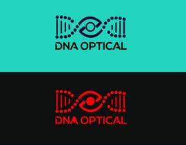 nº 232 pour Design a Logo DNA Optical par robiulrobin26