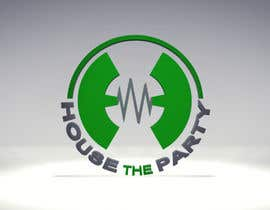 nº 35 pour Make Logo Bounce & Shake in GIF - House The Party par NikNits