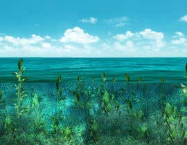 nº 19 pour Quickly need artistic diagram similar to ocean kelp above-below water par bjakrishnan44