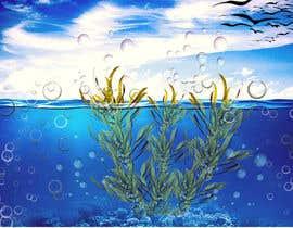 nº 57 pour Quickly need artistic diagram similar to ocean kelp above-below water par rifatjahan0612
